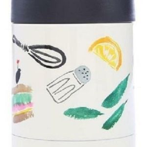 KATE SPADE-PRETTY PANTRY 10 oz Insulated Container